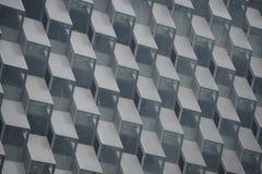 Modelos abstractos de la ventana Fotografía de archivo libre de regalías