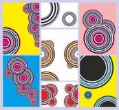 Modelos abstractos del fondo libre illustration