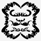 Modelos abstractos - vector fotos de archivo