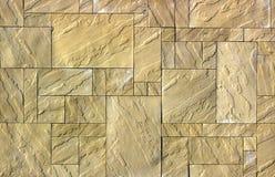 Modelos artísticos del fondo de la textura de la pared de la piedra arenisca Fotos de archivo libres de regalías