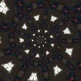 Modelos circulares abstractos Imagen de archivo