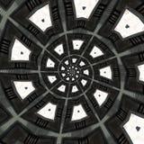 Modelos circulares abstractos Foto de archivo libre de regalías