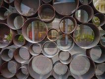 modelos circulares para el fondo fotografía de archivo