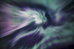 Cielo de la aurora Fotografía de archivo