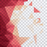 modelos de la abstracción Imagen de archivo libre de regalías
