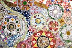 Modelos de la baldosa cerámica Imagen de archivo libre de regalías
