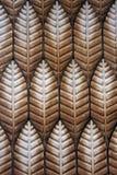 Modelos de la teja de la hoja Imagen de archivo libre de regalías