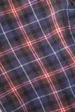 Modelos de la tela escocesa Foto de archivo libre de regalías