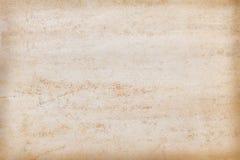 Modelos de la vieja textura de papel marrón del vintage para el fondo fotos de archivo