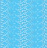 Modelos de onda marinos abstractos inconsútiles Imagen de archivo libre de regalías