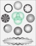 Modelos del billete de banco Imagenes de archivo