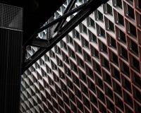Modelos del diseño arquitectónico fotos de archivo