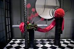 Modelos, demostración de flor de Philadelphia Foto de archivo libre de regalías
