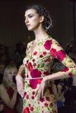 Modelos en el desfile de moda ucraniano Fotografía de archivo
