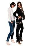 Modelos fêmeas Foto de Stock Royalty Free
