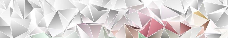 Modelos geométricos Imagen de archivo libre de regalías