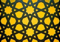 Modelos geométricos Fotos de archivo libres de regalías