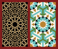 Modelos inconsútiles de Bahtiyar fijados Imagen de archivo libre de regalías