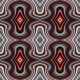 Modelos inconsútiles geométricos coloridos Imágenes de archivo libres de regalías