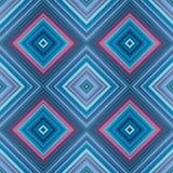 Modelos inconsútiles geométricos coloridos Foto de archivo libre de regalías