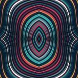 Modelos inconsútiles geométricos coloridos Fotografía de archivo libre de regalías