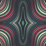Modelos inconsútiles geométricos coloridos Fotos de archivo