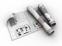 Modelos rodados Fotografía de archivo libre de regalías
