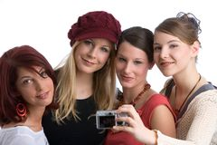 Free Models Royalty Free Stock Photos - 2011218