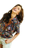 Models Laugh Stock Images