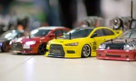 models rc Arkivfoton