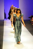 Models showcasing designs from Alldressedup at Audi Fashion Festival 2011 Stock Photo