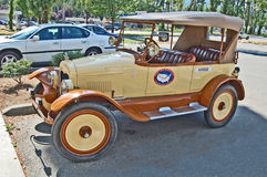 modelt het reizen van jaren '20ford auto Royalty-vrije Stock Afbeelding
