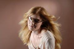 Modemädchen III Lizenzfreie Stockfotografie