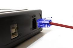 modem zdjęcie royalty free