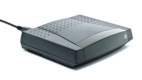 Modem d'ADSL images stock