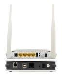 Modem d'ADSL Photographie stock libre de droits