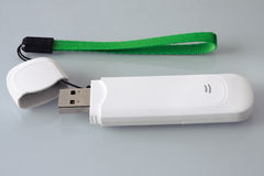 Modem del USB Immagine Stock Libera da Diritti