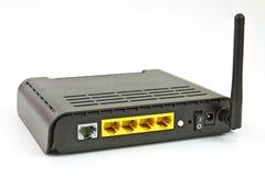 Modem do ADSL Imagem de Stock