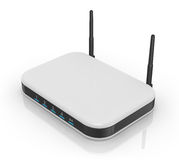 Modem router Royalty Free Stock Images