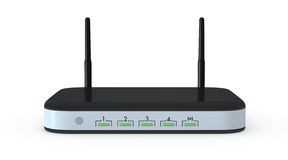 Modem router Royalty Free Stock Image