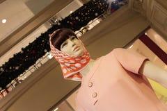 60. Modemannequins Lizenzfreies Stockbild
