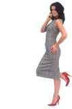 Modemodell Royaltyfri Foto