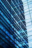 Moden Business Office Building Windows Repeative Pattern Stock Photography