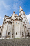 Modena Cathedral Royalty Free Stock Images