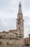 Modena Cathedral, Italy Stock Photography