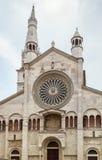 Modena Cathedral, Italy Stock Photo