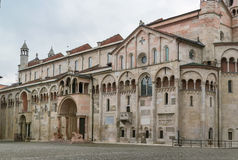 Modena Cathedral, Italy Royalty Free Stock Photos
