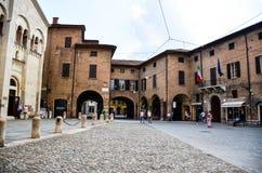 Modena, Italien stockbilder