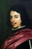 MODENA, ITALY, YEAR 2016 - Francesco I d`Este portrait, Diego Velasquez, Spain, 1639, Estense Gallery Stock Photo