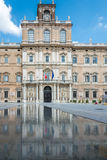 Modena Palazzo Ducale Royalty Free Stock Image